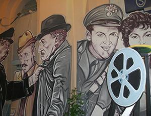 イタリアサレルノ映画祭